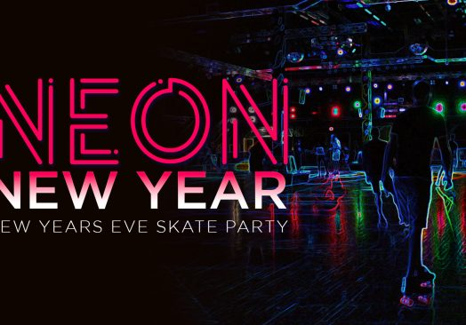 9pm Neon New Years Skate Party
