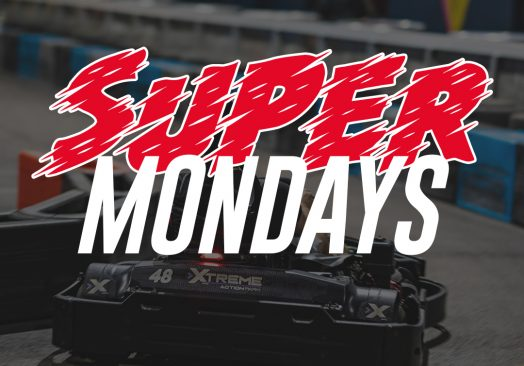 8pm Super Mondays Super Races