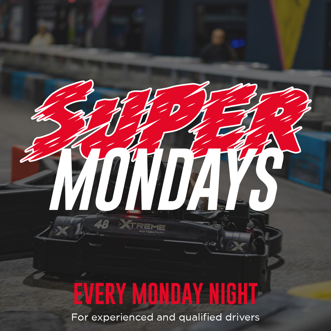 Super Mondays - Xtreme Action Park