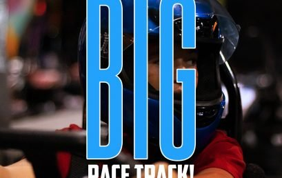Cadet Races on the Big Track