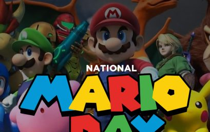 National Mario Day   Super Smash Ultimate Tournament