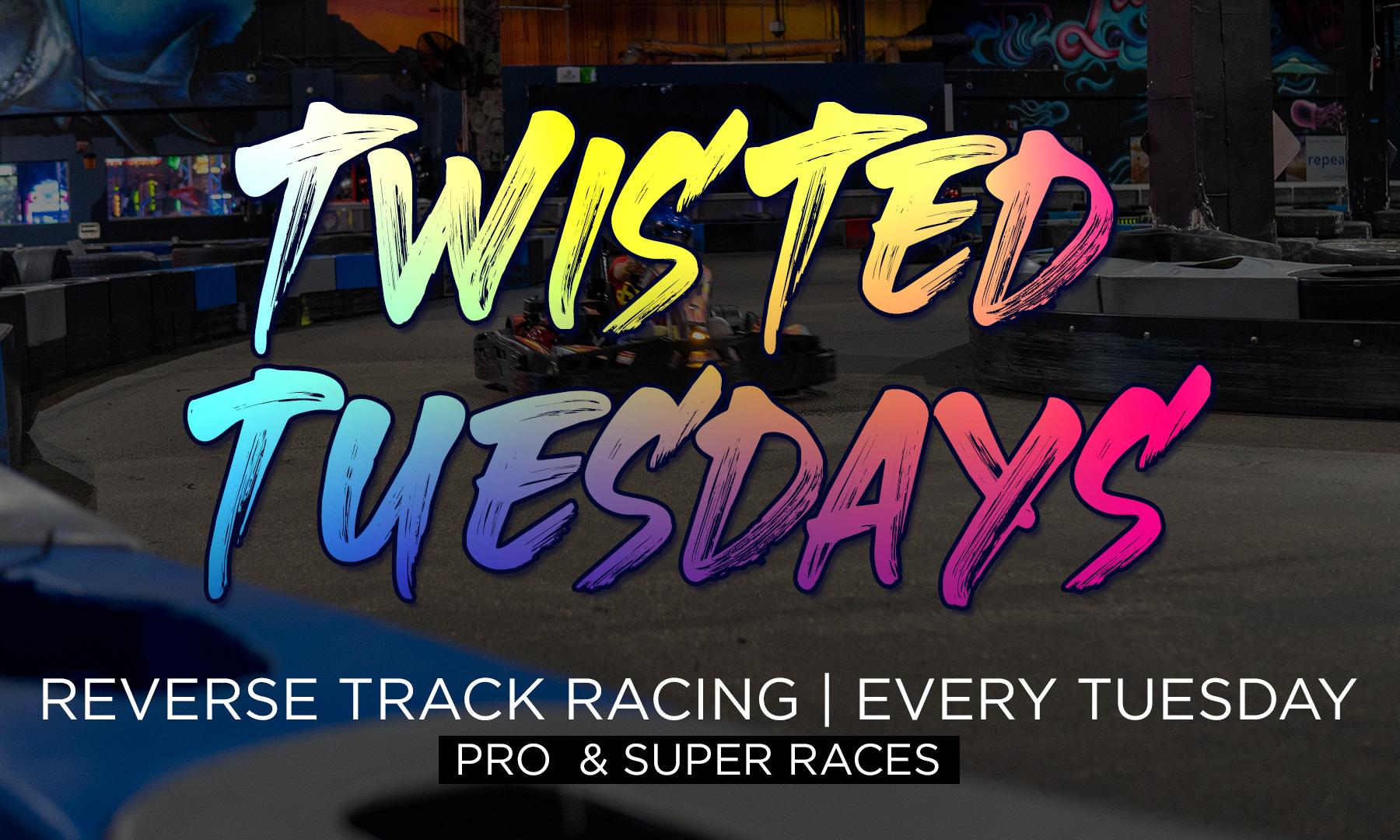 Twisted Tuesdays
