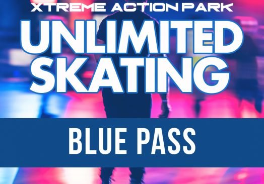 Blue Pass | Unlimited Skating – All February Long