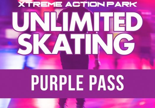 Purple Pass | Unlimited Skating – All February Long