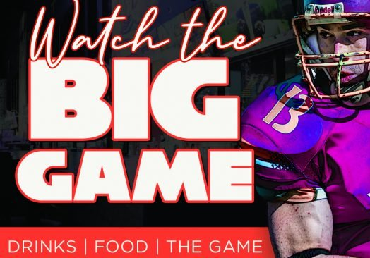 Watch the Big Game at Xtreme Action Park