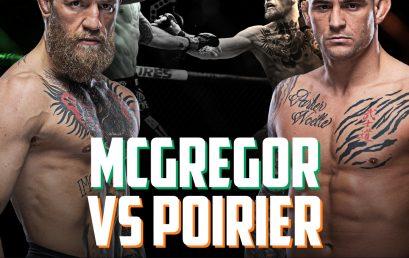 UFC 257: Mcgregor vs Poirier 2