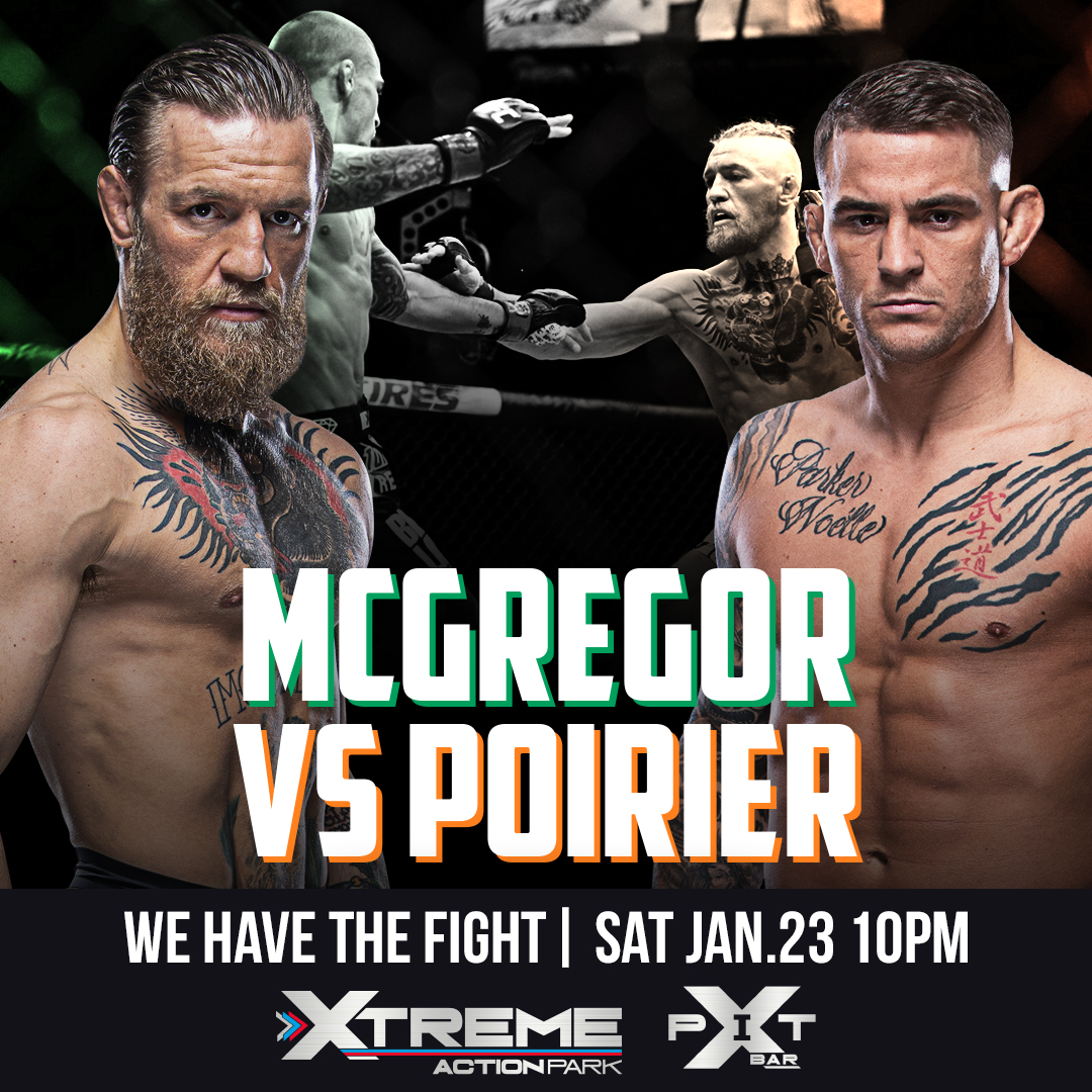 we have the fight - ufc 257
