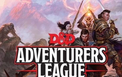 D&D Adventurers League at the Pit Bar