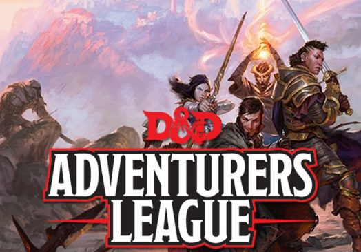D&D Adventurers League at the Pit Bar