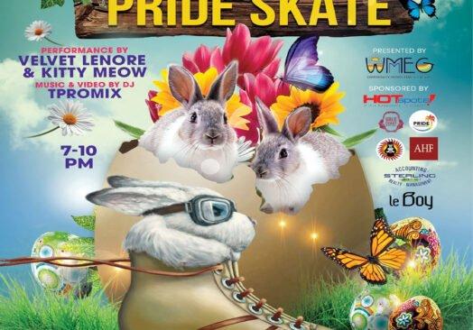 Pride Skate Night