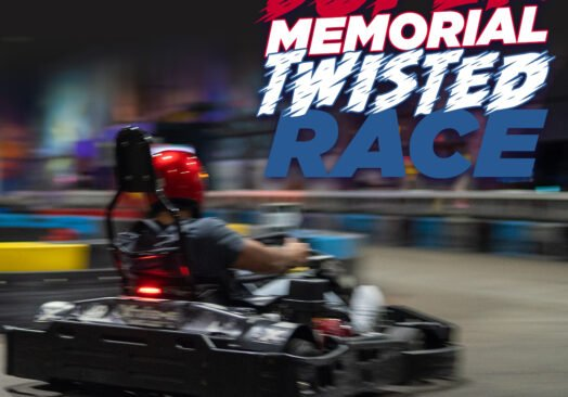 Super Memorial Twisted Race