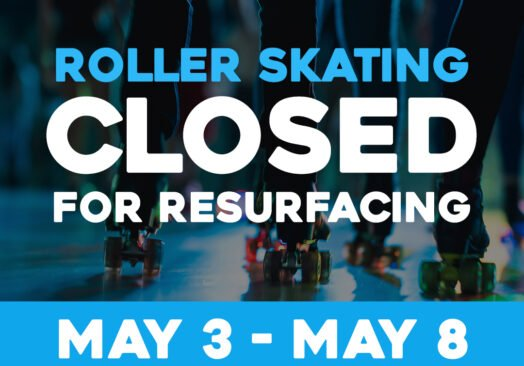 Skating Closed