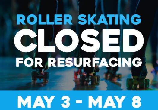 Skating Closed