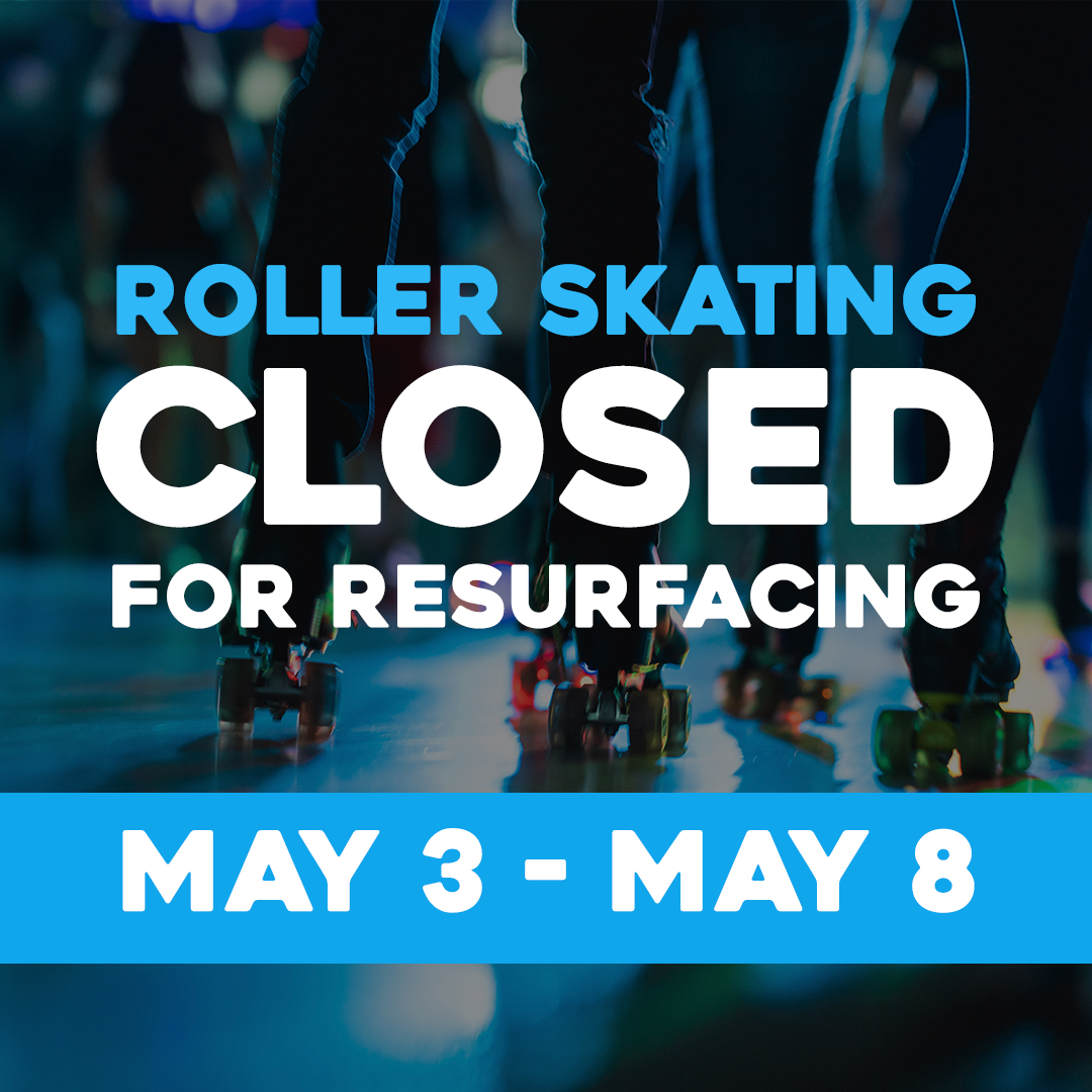 Rink closed for Repairs in May