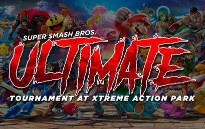 Super Smash Ultimate Tournament at the Park