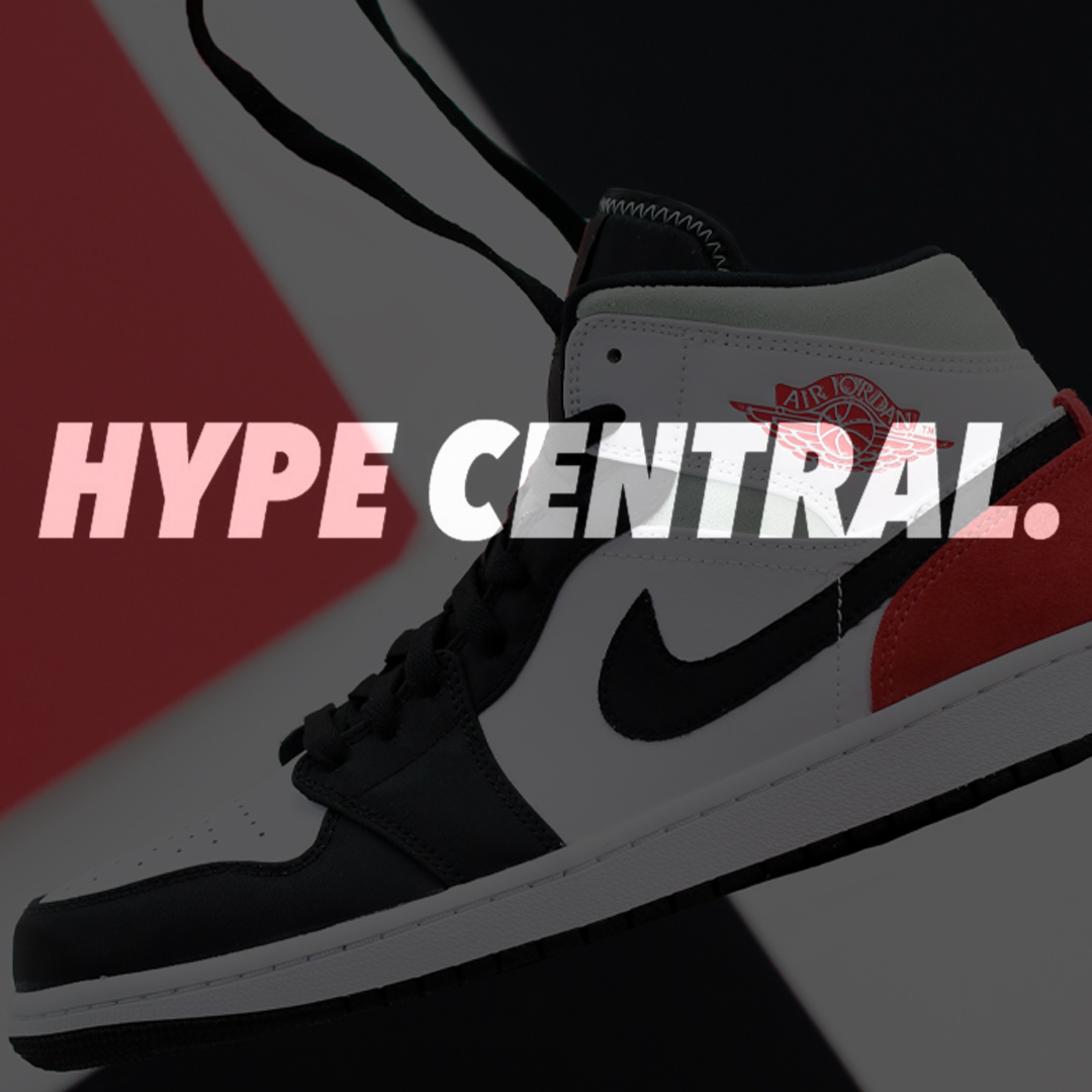 hype central sneaker fest at the park