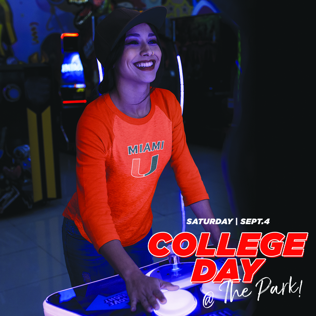 college day at xtreme action park