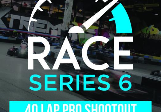 Fall Race Series 6 – 40 Lap Pro Race & Shootout
