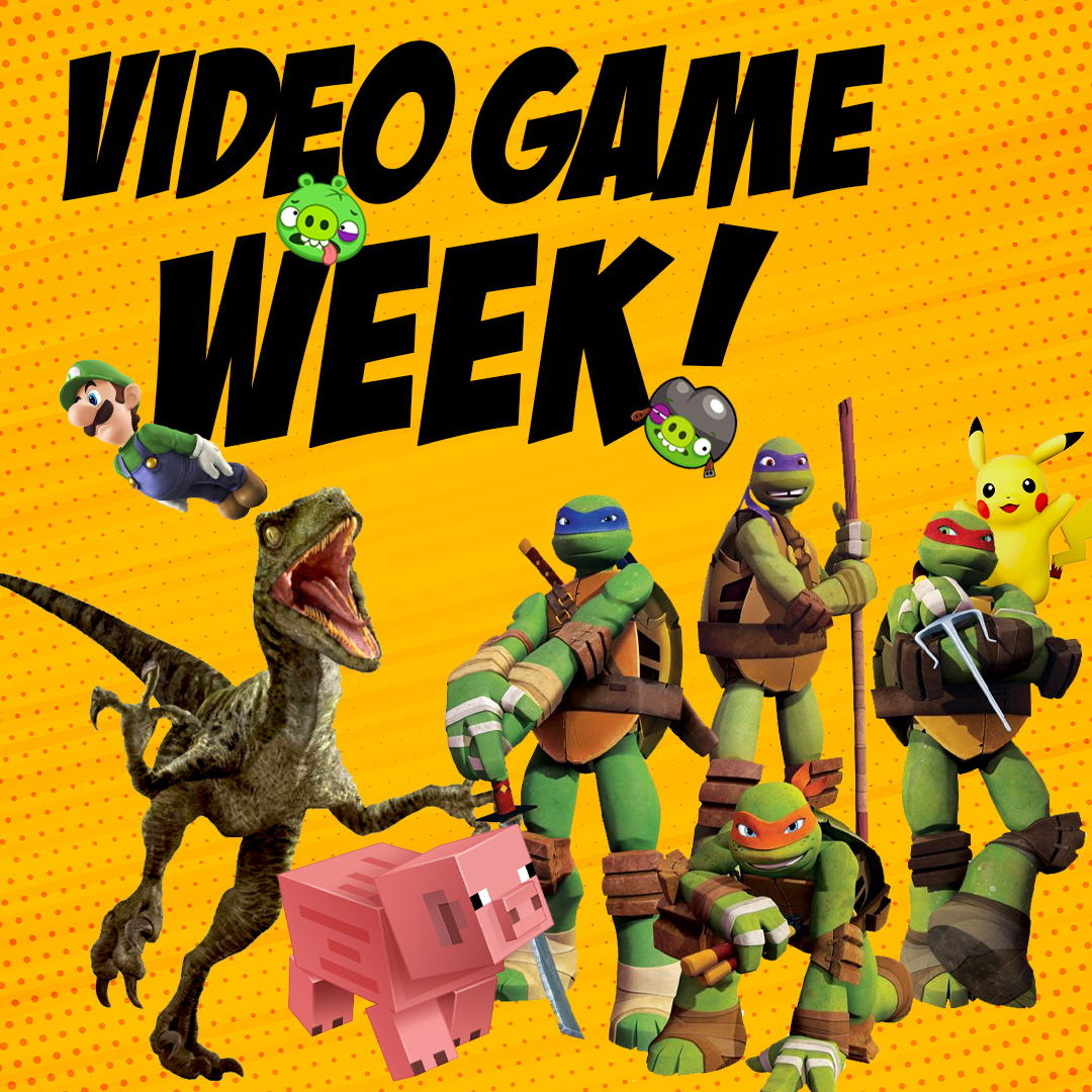 Video Game Week at Xtreme Action Park