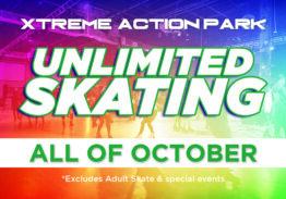 October Unlimited Skating